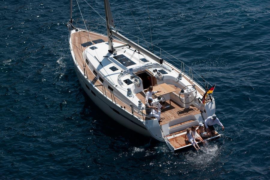 Navalia - Imbarcazione Bavaria Cruiser 45 7