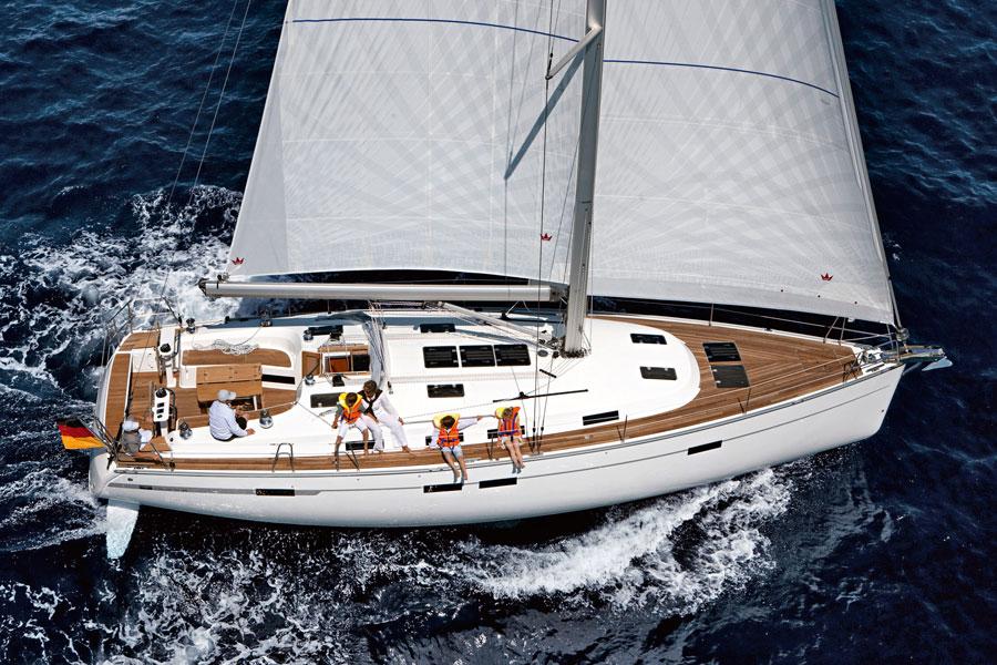 Navalia - Imbarcazione Bavaria Cruiser 45 1