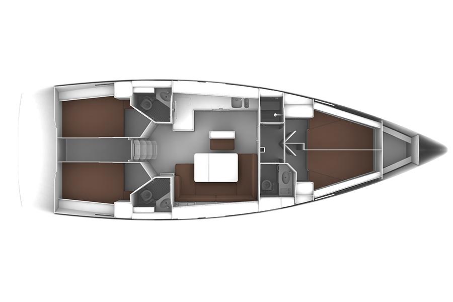 Navalia - Imbarcazione Bavaria Cruiser 46 11