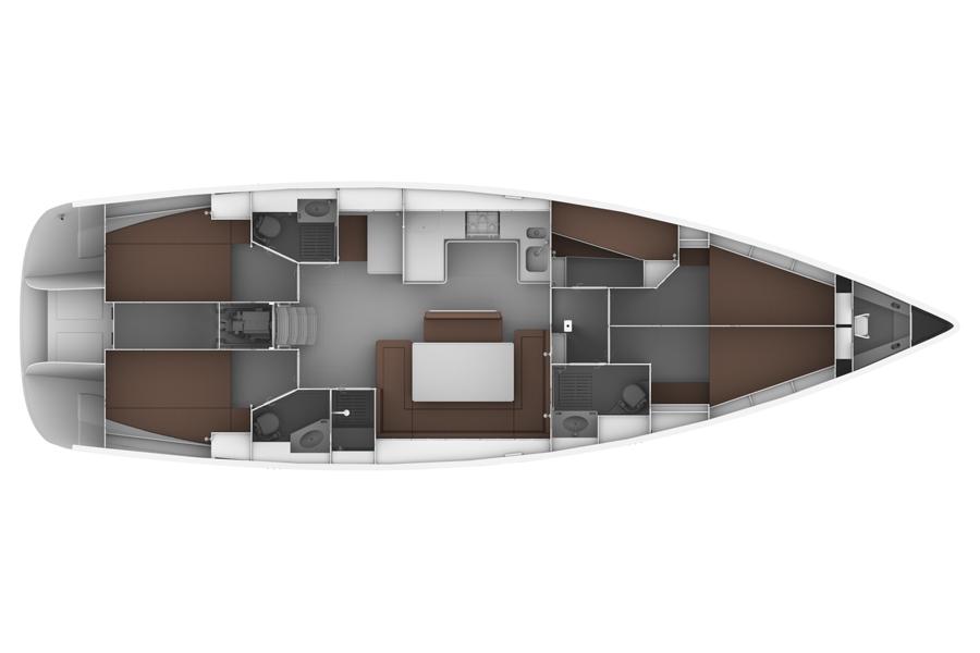 Navalia - Imbarcazione Bavaria Cruiser 50 10