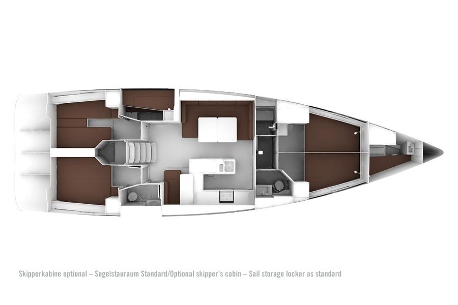 Navalia - Imbarcazione Bavaria Cruiser 56 19