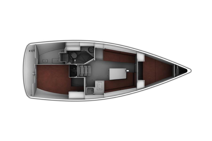 Navalia - Imbarcazione Bavaria Easy 9.7 15