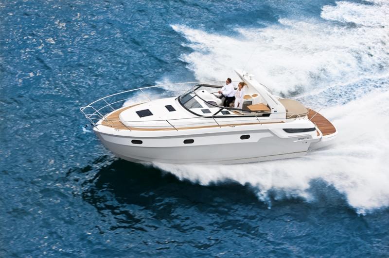 Navalia - Imbarcazione Bavaria Sport 32 1