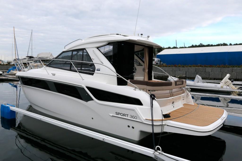 Navalia - Imbarcazione Bavaria S36 Coupe 2
