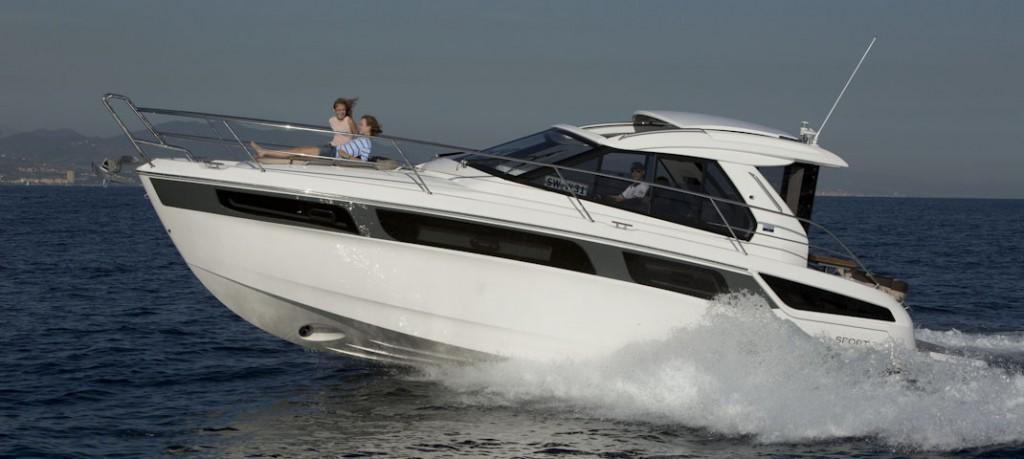 Navalia - Imbarcazione Bavaria S36 Coupe 3