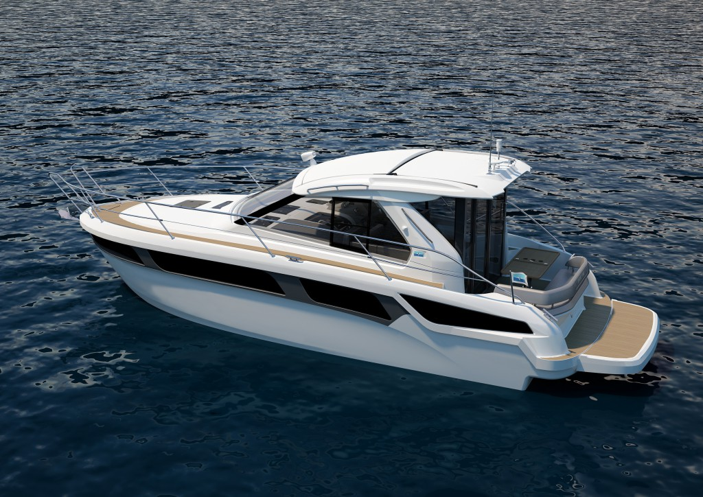 Navalia - Imbarcazione Bavaria S36 Coupe 5