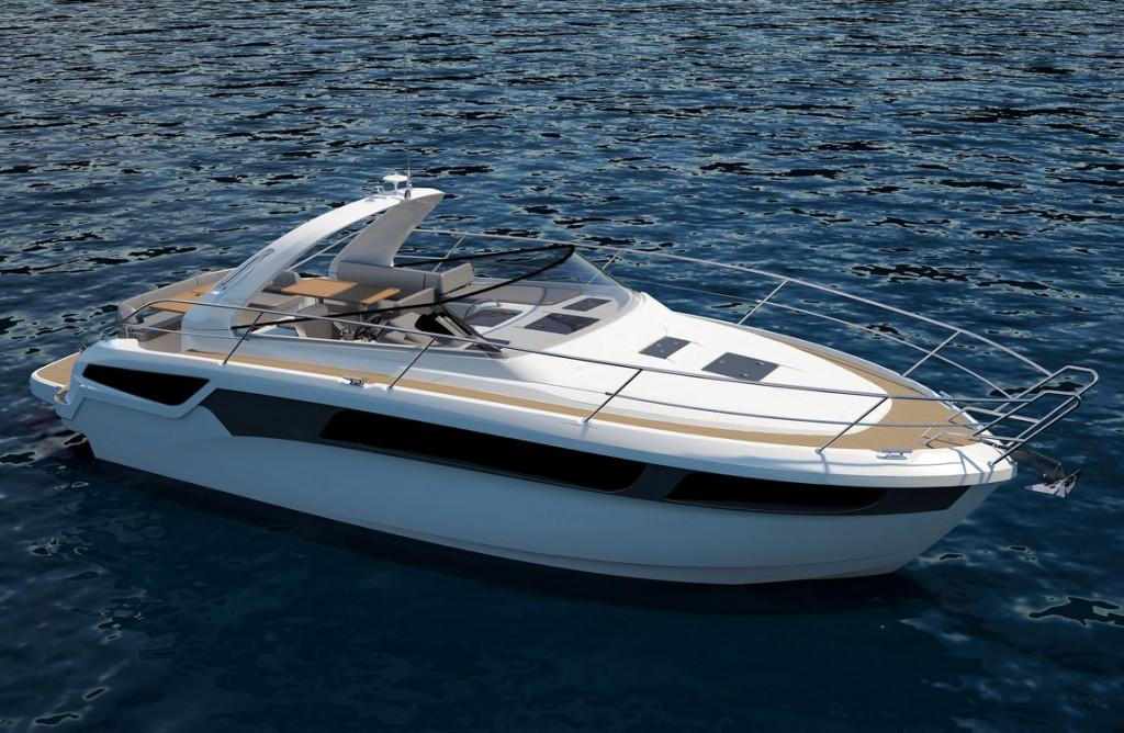 Navalia - Imbarcazione Bavaria S36 Open 1
