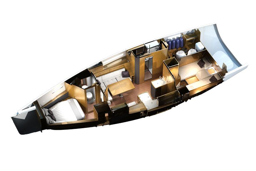 Navalia - Imbarcazione Bavaria Vision 42 14