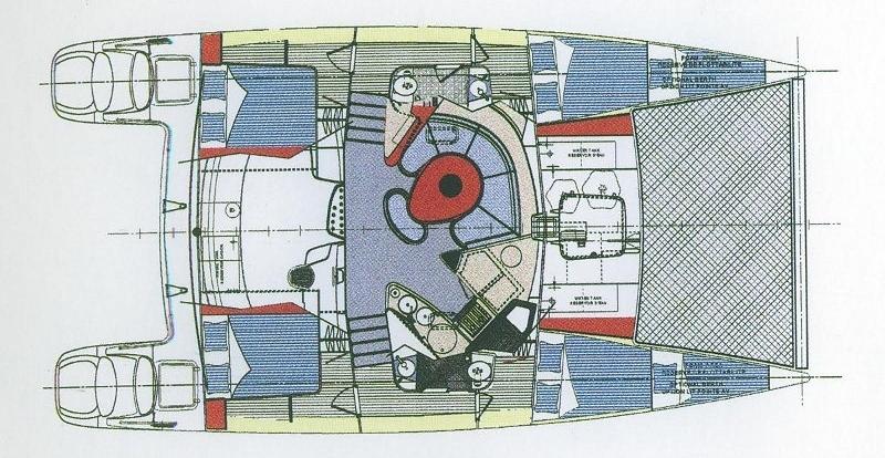 Navalia - Imbarcazione Belize 43 9