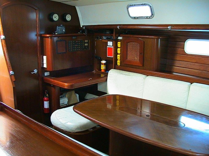 Navalia - Imbarcazione Beneteau 50 4
