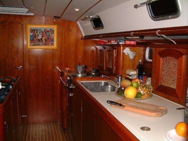 Navalia - Imbarcazione Beneteau 50 6