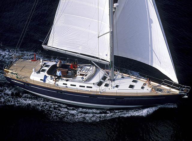 Navalia - Imbarcazione Beneteau 57 1