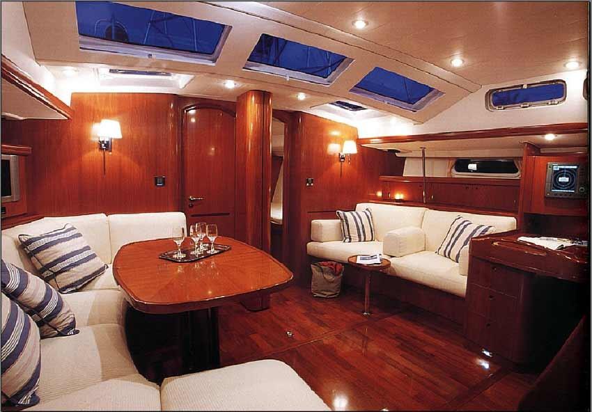 Navalia - Imbarcazione Beneteau 57 6