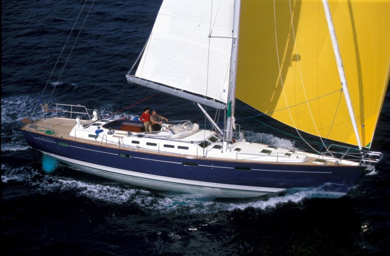 Navalia - Imbarcazione Beneteau 57 3