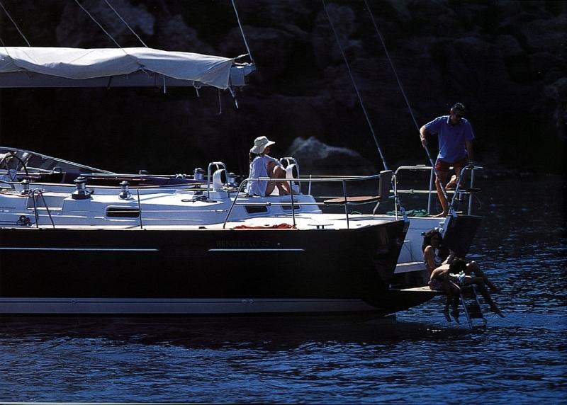 Navalia - Imbarcazione Beneteau 57 4