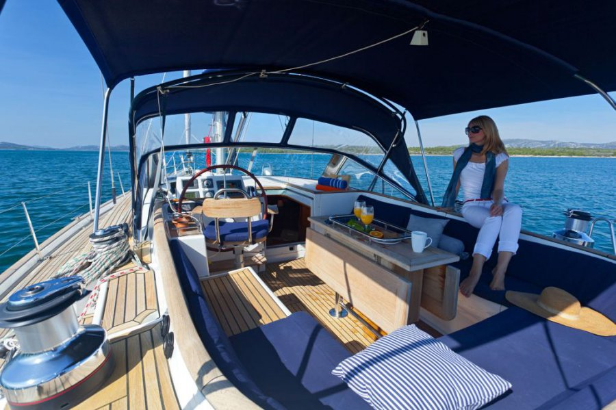 Navalia - Imbarcazione Beneteau 57 5