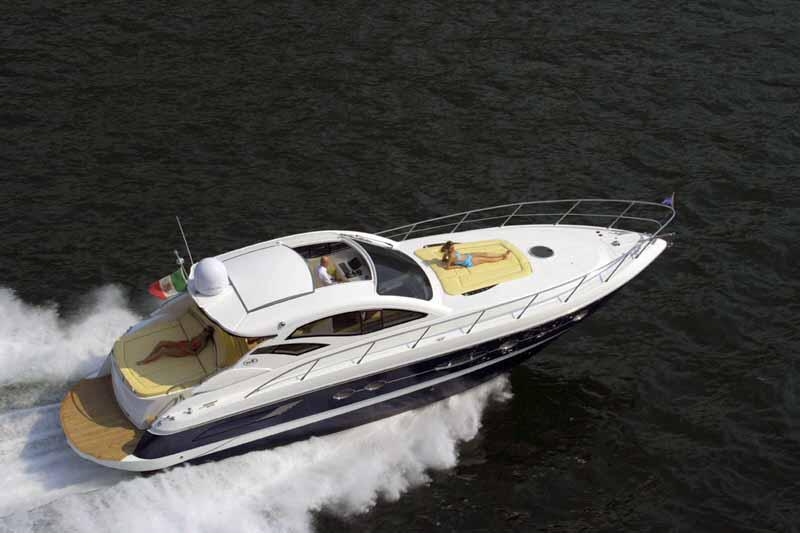 Navalia - Imbarcazione Blu Martin 46 Hard Top 1