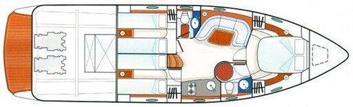 Navalia - Imbarcazione Blu Martin 46 Hard Top 12