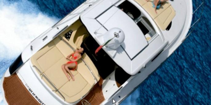 Navalia - Imbarcazione Blu Martin 46 Hard Top 2