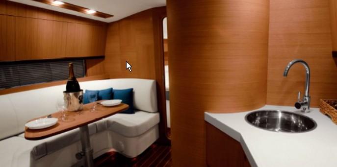 Navalia - Imbarcazione Blu Martin 46 Hard Top 8