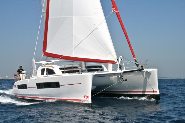 Navalia - Imbarcazione Lagoon 440 alle Mauritius – one way La Balise Marina/Grand Baie 2