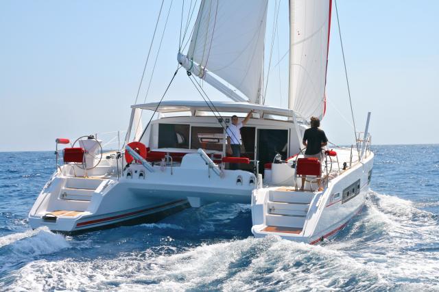 Navalia - Imbarcazione Lagoon 440 alle Mauritius – one way Grand Baie/La Balise Marina 3