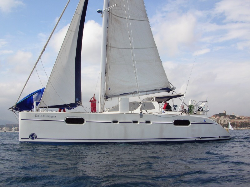 Navalia - Imbarcazione Lagoon 440 alle Mauritius – one way La Balise Marina/Grand Baie 4