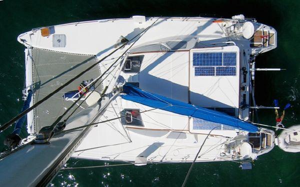 Navalia - Imbarcazione Lagoon 440 alle Mauritius – one way La Balise Marina/Grand Baie 5