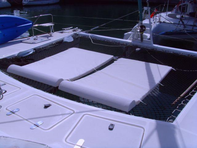 Navalia - Imbarcazione Lagoon 440 alle Mauritius – one way La Balise Marina/Grand Baie 6
