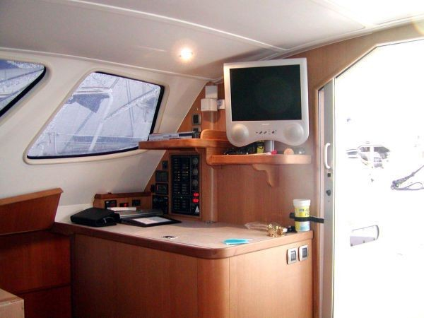 Navalia - Imbarcazione Lagoon 440 alle Mauritius – one way La Balise Marina/Grand Baie 7