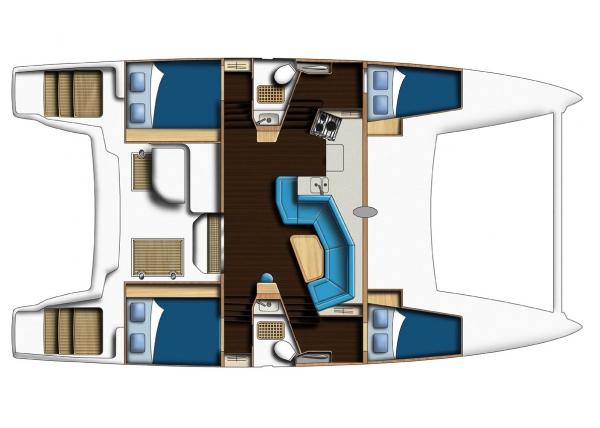 Navalia - Imbarcazione Catana 42 Carbon Infusion 1