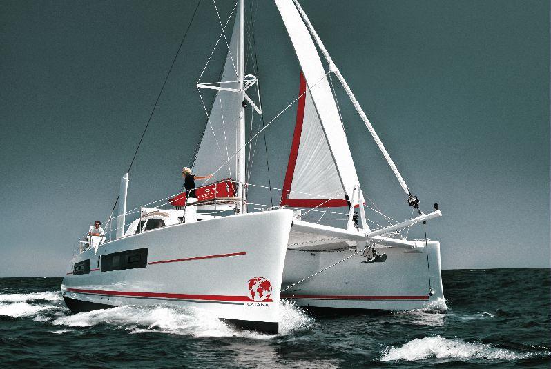 Navalia - Imbarcazione Catana 42 Carbon Infusion 2