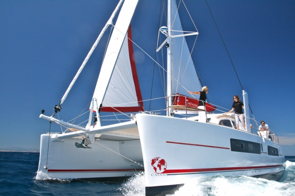 Navalia - Imbarcazione Catana 42 Carbon Infusion 3