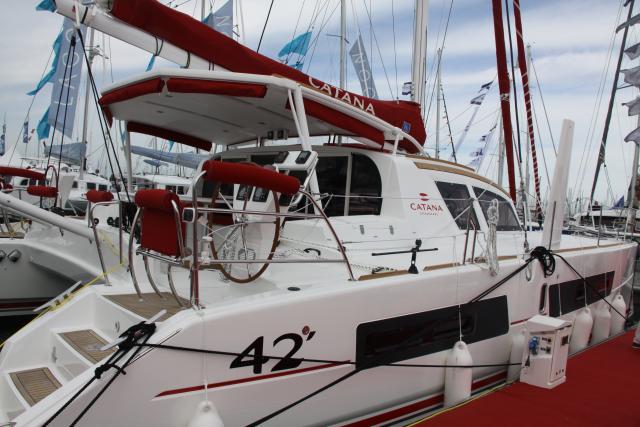 Navalia - Imbarcazione Catana 42 Carbon Infusion 4