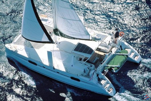 Navalia - Imbarcazione Catana 43 OC 1