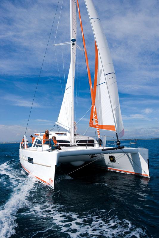 Navalia - Imbarcazione Catana 43 OC 2