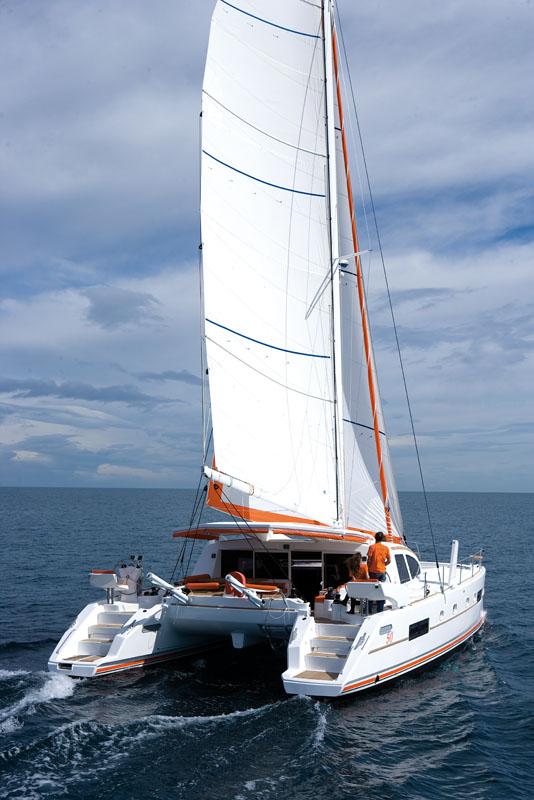 Navalia - Imbarcazione Catana 43 OC 3