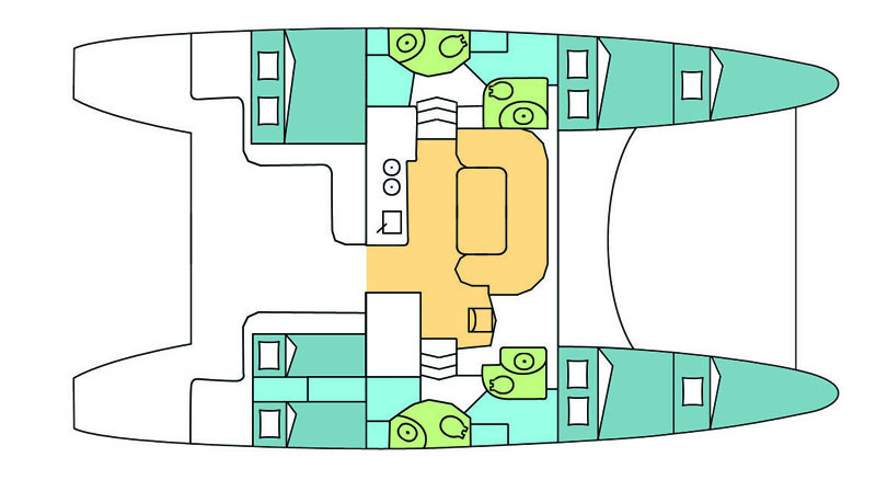 Navalia - Imbarcazione Catana 43 OC 9
