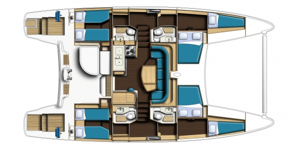 Navalia - Imbarcazione Catana 47 Carbon Infusion 11