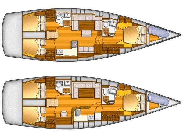 Navalia - Imbarcazione Comet 52 9