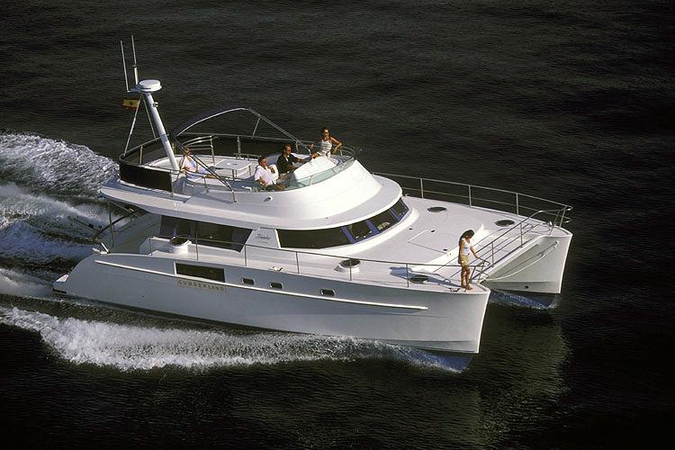 Navalia - Imbarcazione Cumberland 44 1