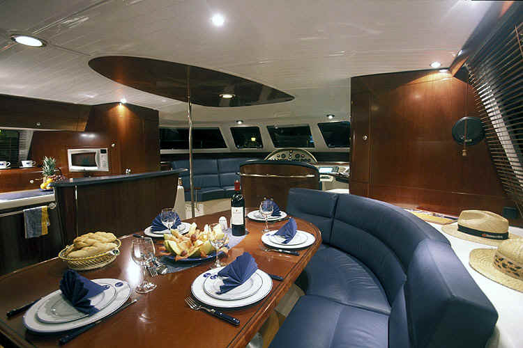 Navalia - Imbarcazione Cumberland 44 10