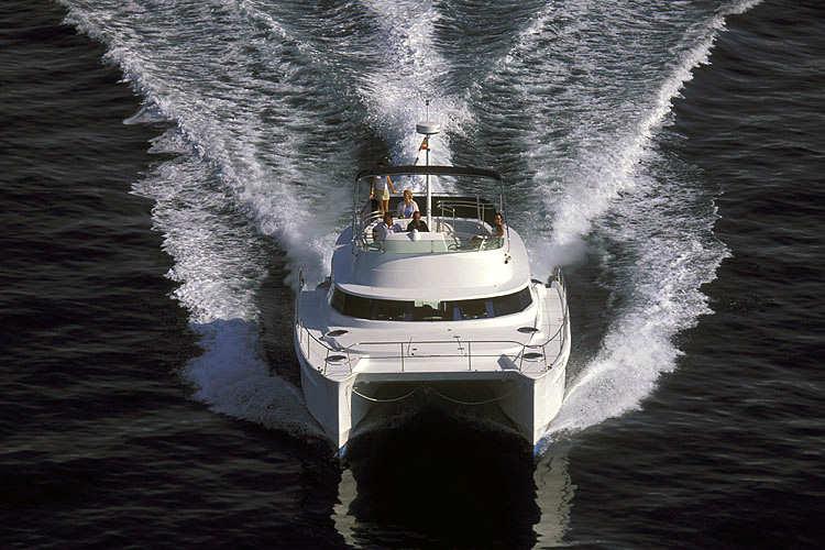 Navalia - Imbarcazione Cumberland 44 2