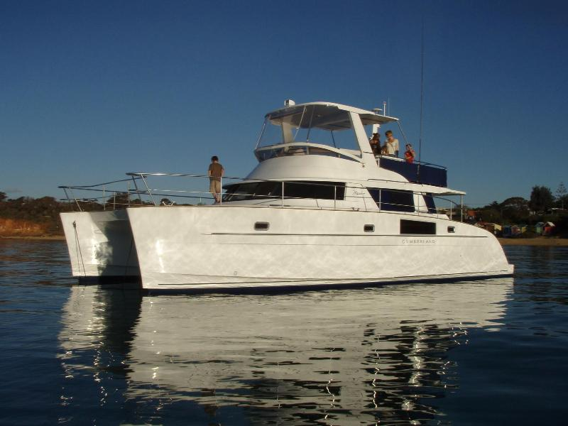 Navalia - Imbarcazione Cumberland 44 3