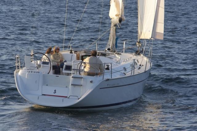 Navalia - Imbarcazione Cyclades 39.3 4