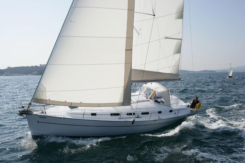 Navalia - Imbarcazione Cyclades 43.4 1