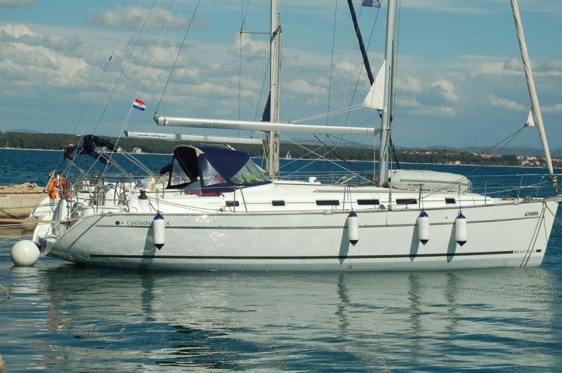 Navalia - Imbarcazione Cyclades 43.4 2