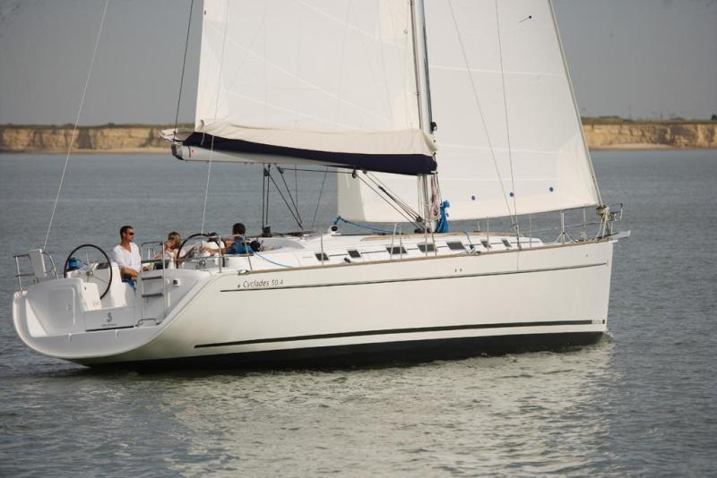 Navalia - Imbarcazione Cyclades 50.4 1