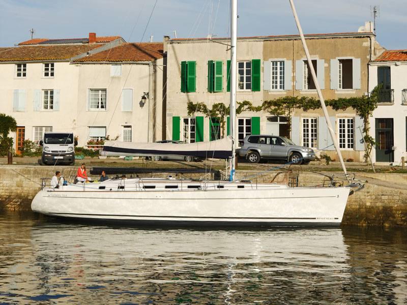 Navalia - Imbarcazione Cyclades 50.4 2