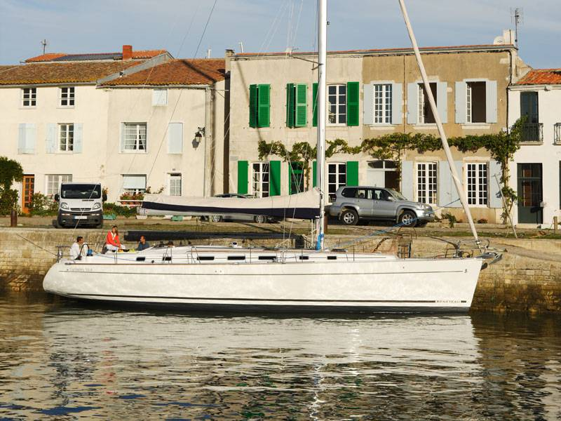 Navalia - Imbarcazione Cyclades 50.5 2